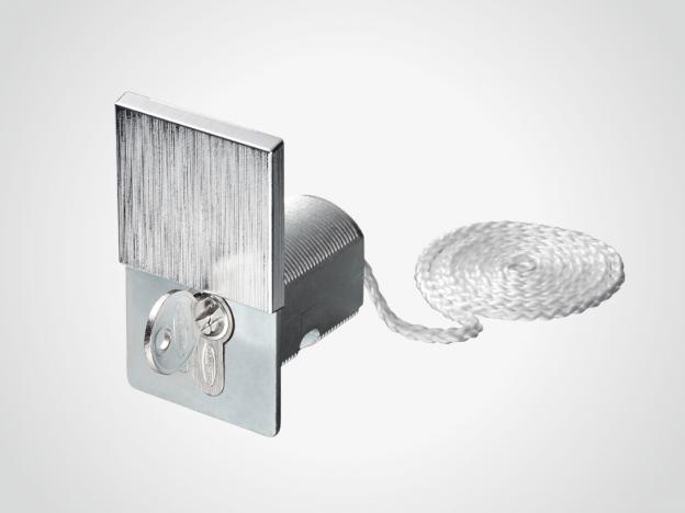 Tormatic VSA Benelux noodontkoppeling met profielcilinder